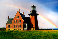 Southeast Light Rainbow